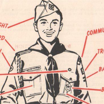 Boy Scout Uniform Inspection Sheet