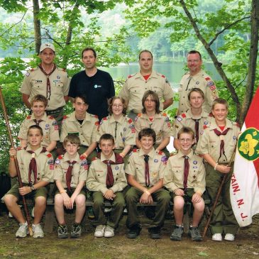 Troop 236 Newsletter July 2006