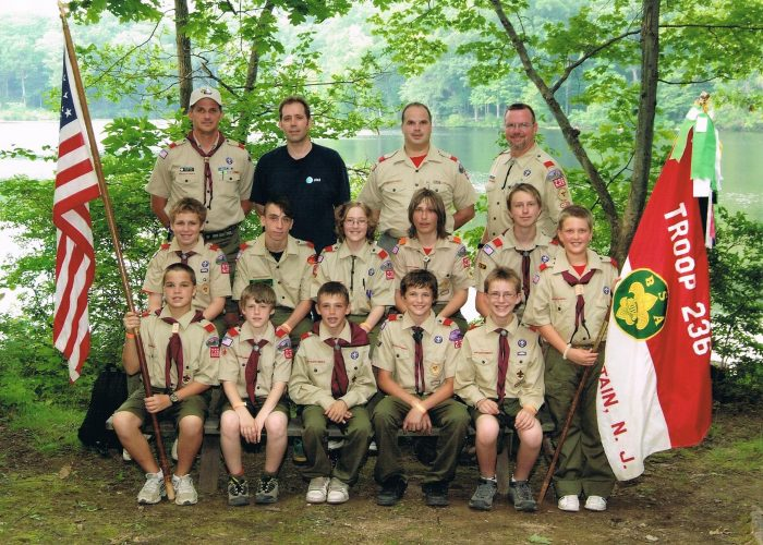 Troop 236 Summer Camp 2006
