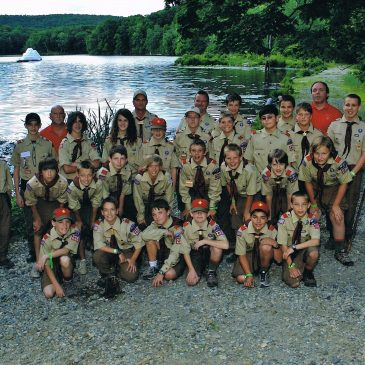 Troop 236 Newsletter July 2007