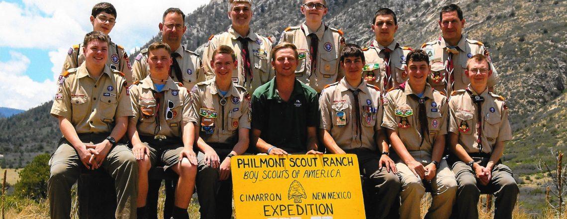 2016 Philmont Crew Photo
