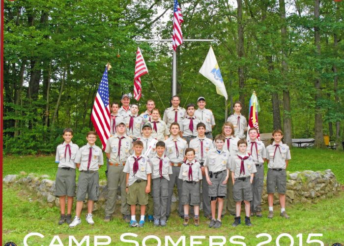 Troop 236 Summer Camp 2014
