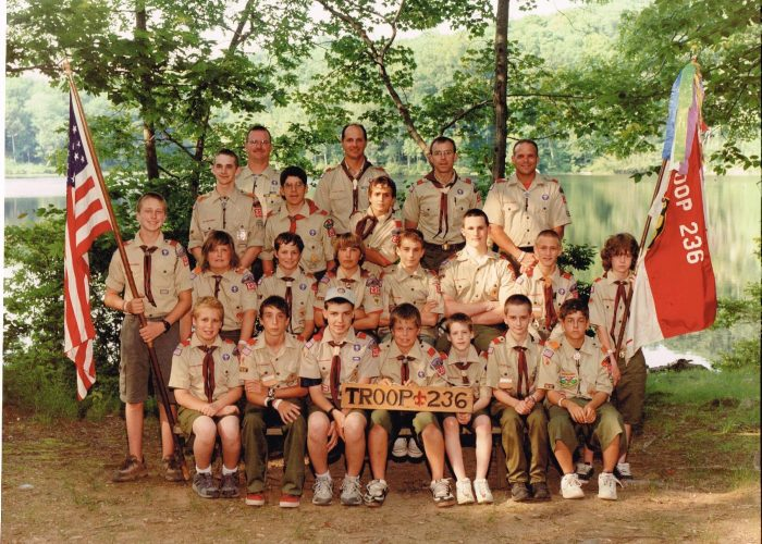 Troop 236 Summer Camp 2005
