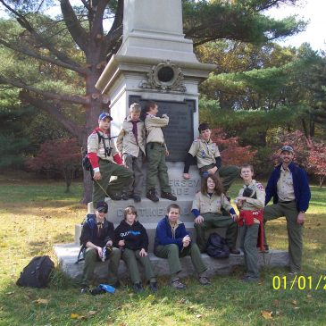 Troop 236 Newsletter October 2006