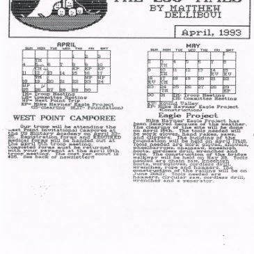 The 236 Times April 1993