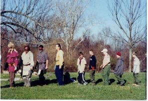 Troop 236 Valley Forge 2004