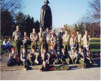 Troop 236 News – January 2004 Issue