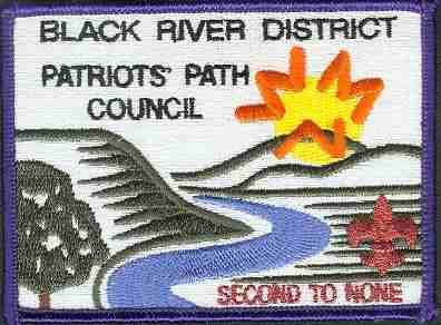 Black River District PPC BSA Patch