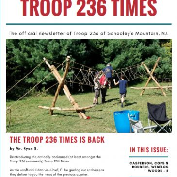 Troop 236 Times Jan 2018